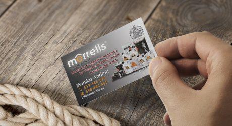 wizytówka morrells