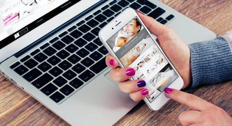 Strona www dla salonu kosmetycznego