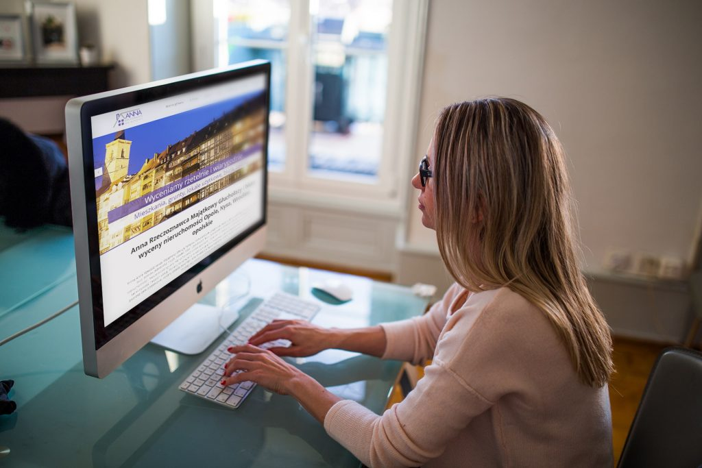 strona www dla rzeczoznawcy majątkowego