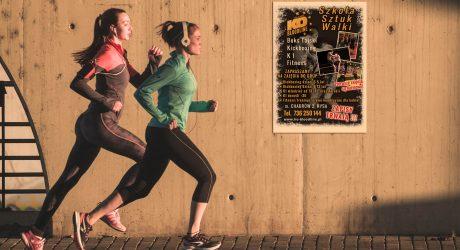 plakat dla szkoly sztuk walki