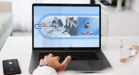 strona internetowa dla partnera w Czechach3